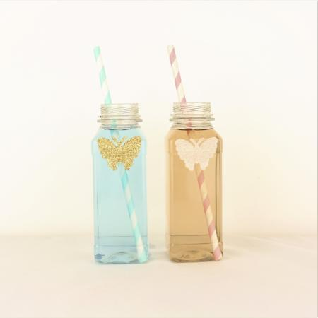 Sweet Little Mini Milk Bottle I Pretty Party Tableware I My Dream Party Shop I UK