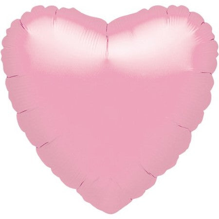 Iridescent Pink Heart Balloon I Cool Pink Party Supplies I My Dream Party Shop UK