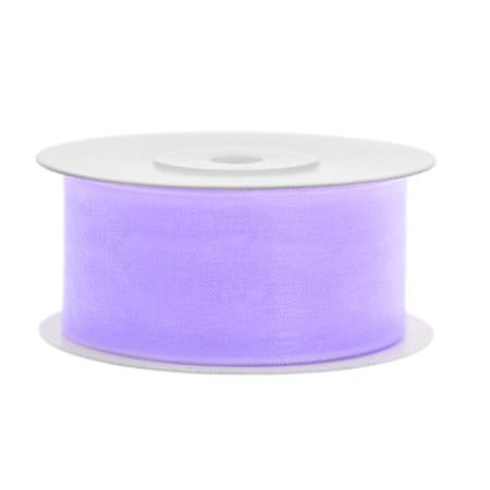 Lavender Lilac Chiffon Party Decoration Ribbon I My Dream Party Shop I UK