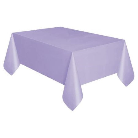 Lilac Tablecover I Lilac Party Tableware I My Dream Party Shop UK
