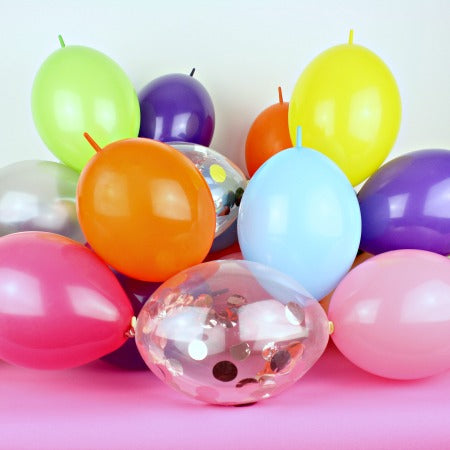 Bespoke Linking Balloon Garland Kit I Balloon Garlands I My Dream Party Shop I UK