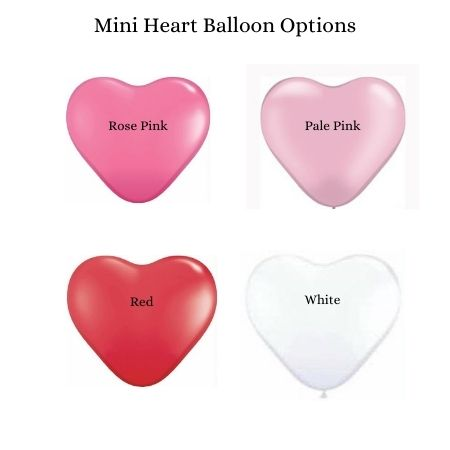 Personalised Valentines Bubble Balloon I Helium Balloons Collection Ruislip I My Dream Party Shop