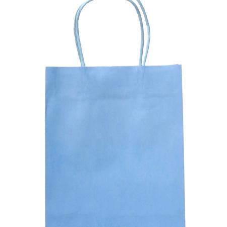 Sky Blue Party Bags with Handles I Pretty Party Bags I My Dream Party Shop I UK