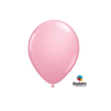 Pale Pink 5 Inch Balloons by Qualatex I Cool Party Balloons I UK