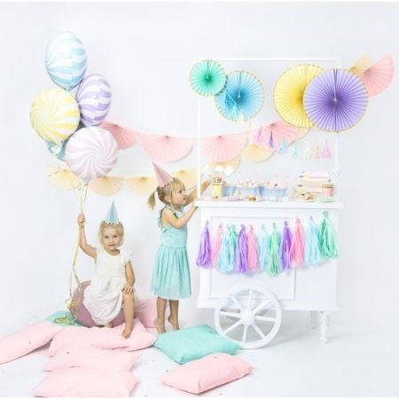 Pastel Party Hats I Pastel Party Supplies I My Dream Party Shop