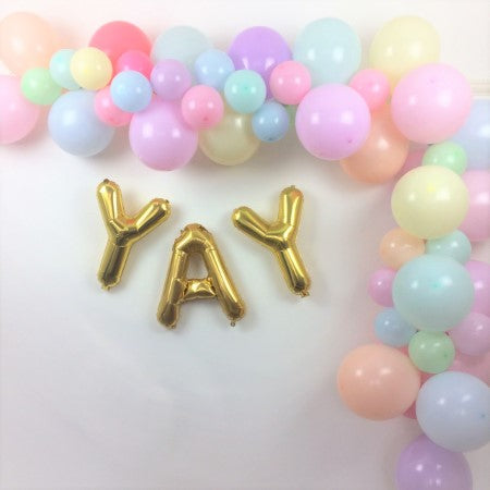 Pastel Bubblegum Balloon Garland Cloud Decoration Kit I My Dream Party Shop I UK