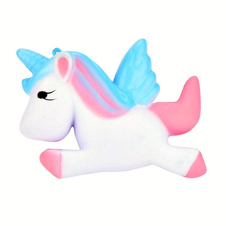 Pastel Pink and Blue Unicorn Squishy I Unicorn Party Favours I My Dream Party Shop UK