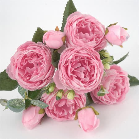 Artificial Pink Peonies I Wedding Flowers I My Dream Party Shop I UK