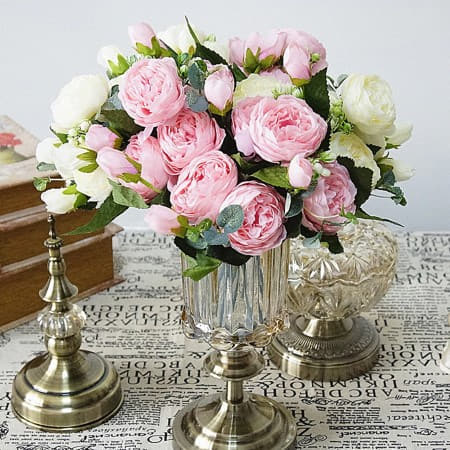 Artificial Pink Peony Flower I Party Flowers I My Dream Party Shop I UK