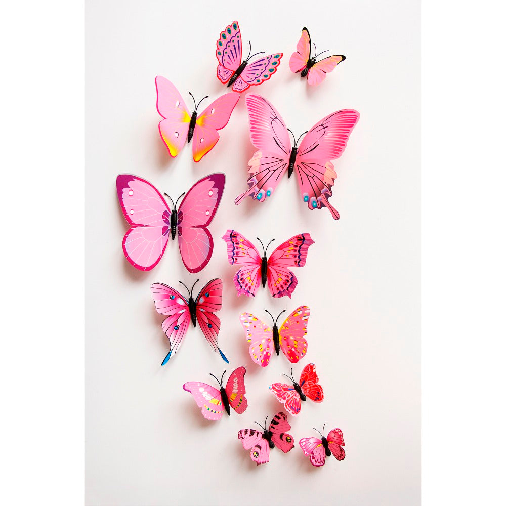 Pink Butterfly Decorations I Fairy Party Decorations I My Dream Party Shop I UK