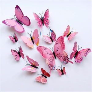 Pink Butterfly Decorations I Afternoon Tea Party Decorations I My Dream Party Shop I UK