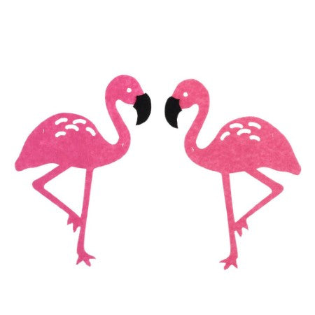 Hot Pink Flamingo Garland I Flamingo Party Decorations I My Dream Party Shop I UK