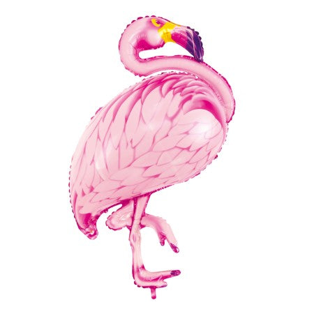 Pink Flamingo Foil Balloon I Flamingo Party Decorations I My Dream Party Shop I UK