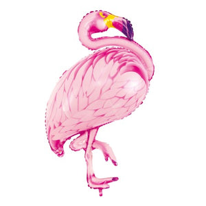 Pink Flamingo Foil Balloon I My Dream Party Shop I UK