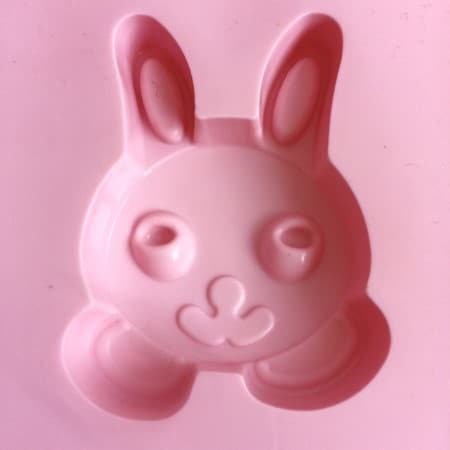 Pink Silicone Easter Bunny Moulds I Modern Easter Party I My Dream Party Shop UK