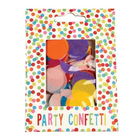 Rainbow Tissue Confetti I Rainbow Party Supplies I My Dream Party Shop UK