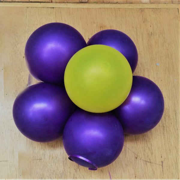 Balloon Flower Clips I Pretty Balloon Decoration I My Dream Party Shop I UK