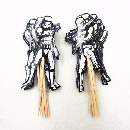 Star Wars Cake Toppers I Star Wars Party I My Dream Party Shop I UK