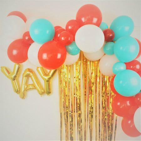 The Greatest Showman Balloon Garland Decoration Kit I My Dream Party Shop I UK