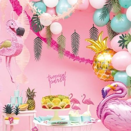 Luxury Tropical Leaf Decorations I Tropical Party I My Dream Party Shop UK