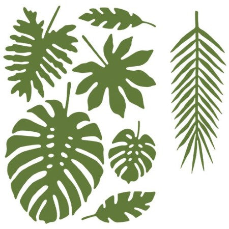 Luxury Tropical Leaf Decorations I Jungle Party I My Dream Party Shop UK