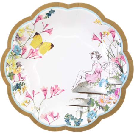 Truly Fairy Small Plates I Talking Tables I My Dream Party Shop I UK
