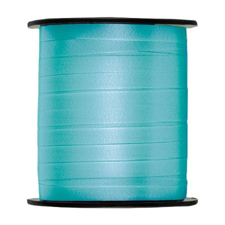 Caribbean Blue Curling Ribbon I Modern Turquoise Party Supplies I My Dream Party Shop UK