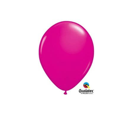 Wild Berry Pink 5 Inch Balloons I Modern Party Balloons I My Dream Party Shop UK