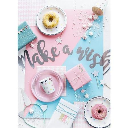 Unicorn Make a Wish Banner - My Dream Party Shop