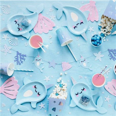 Under the Sea Garland I Mermaid Party I My Dream Party Shop