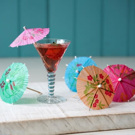 Cocktail Umbrellas I Cocktail Party Supplies I My Dream Party Shop UK