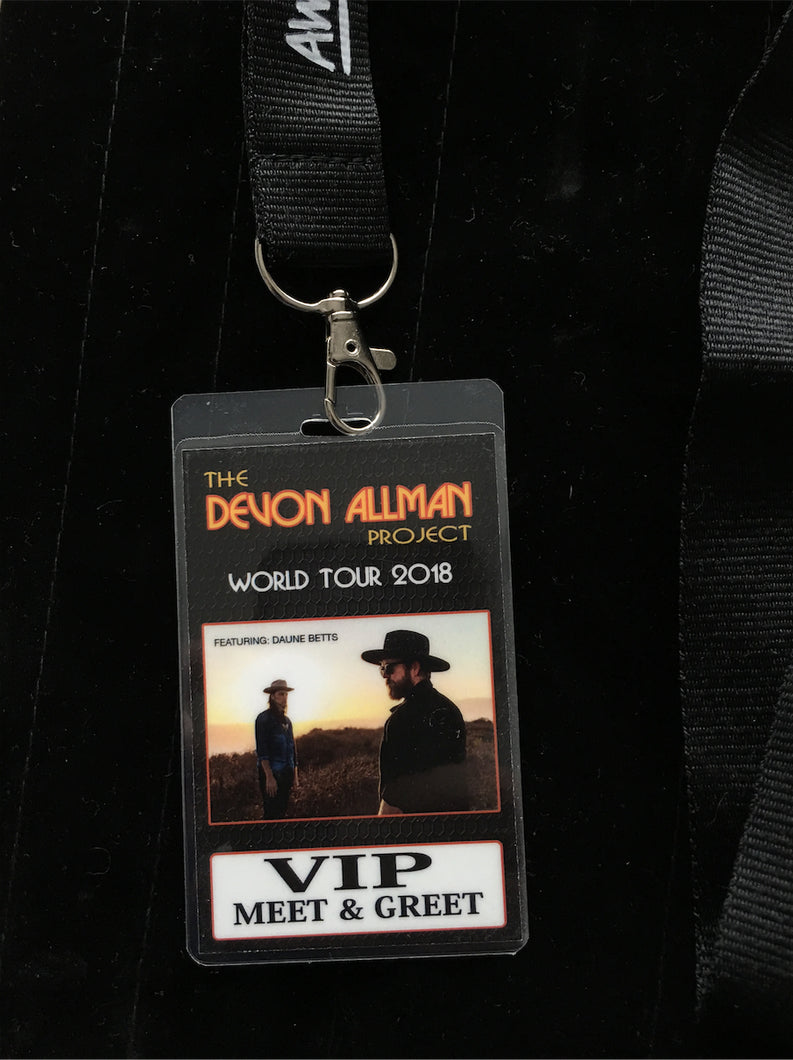 Meet & Greet 5/17 Macon City Auditorium Macon, GA.