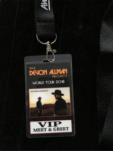 Meet & Greet 12/8 The Fillmore San Francisco, CA