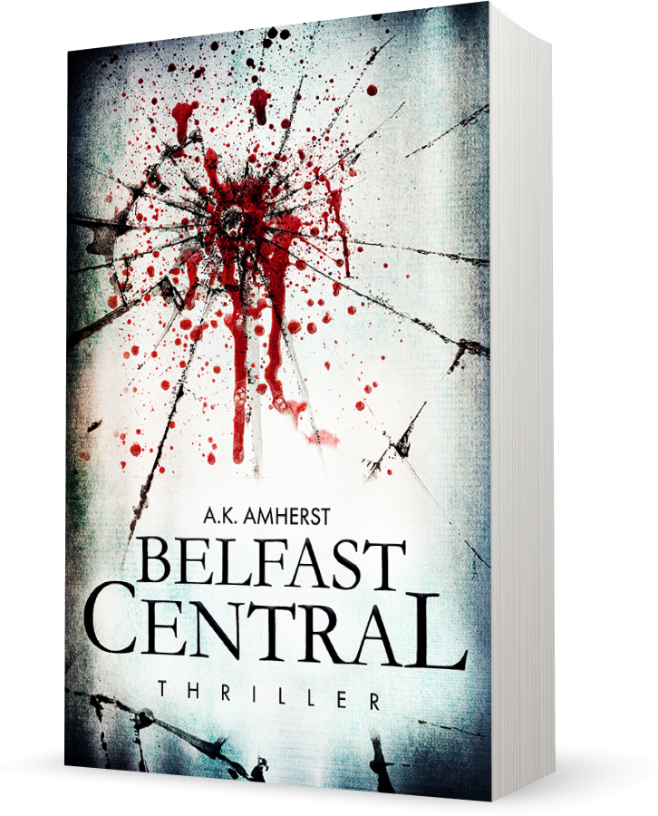 Belfast Central, Paperback (English)