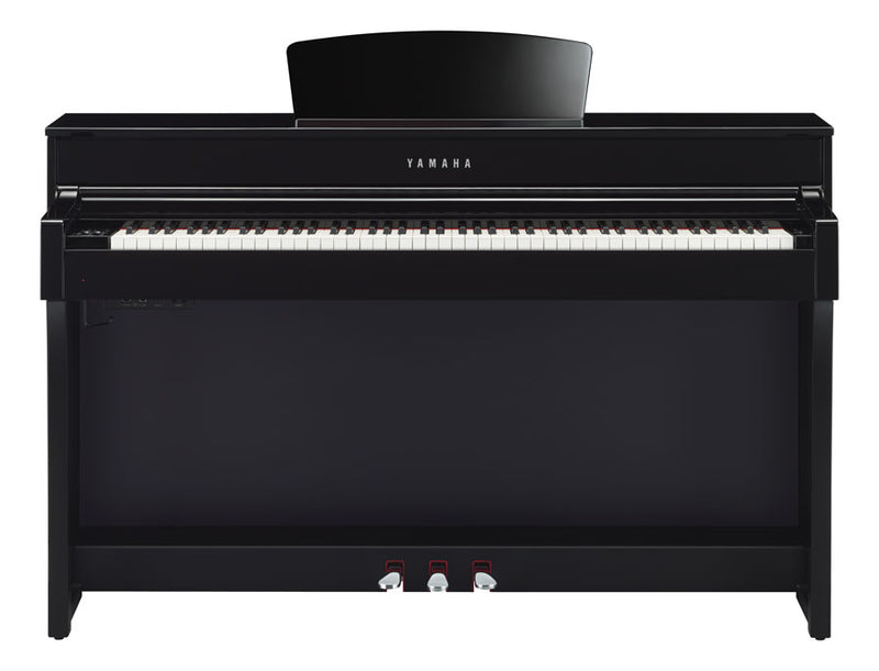 Clavinova CLP 735 - Polished Ebony