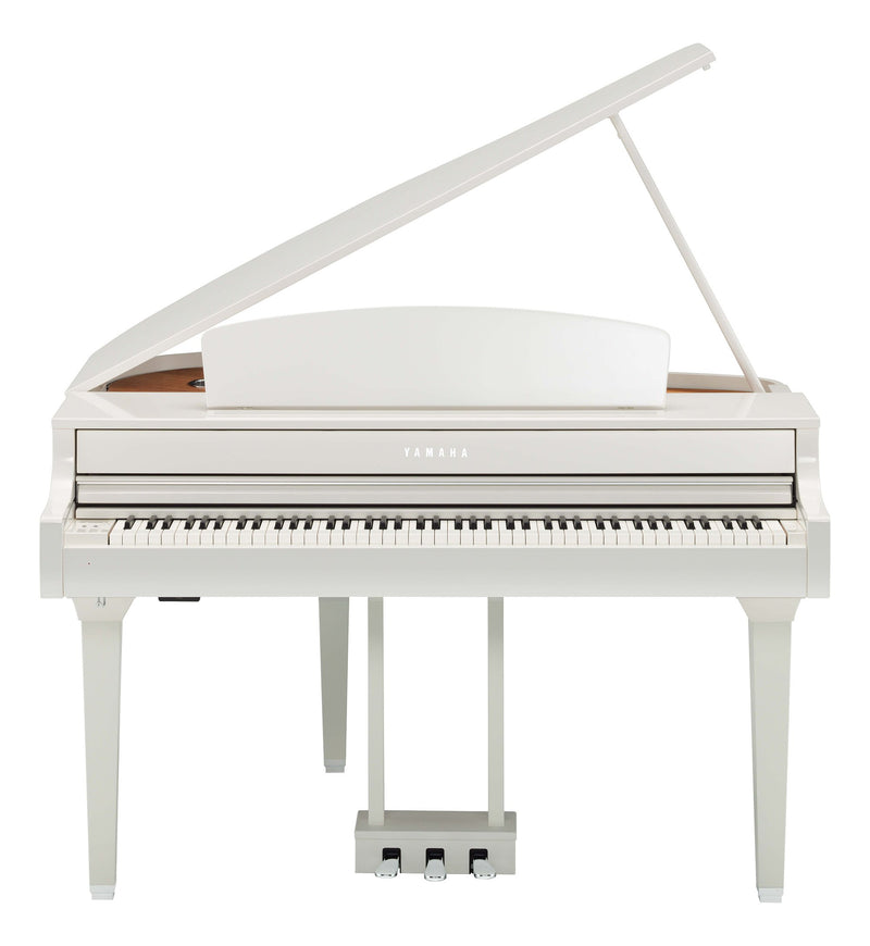 Clavinova CLP 795 Grand Piano - White Polish
