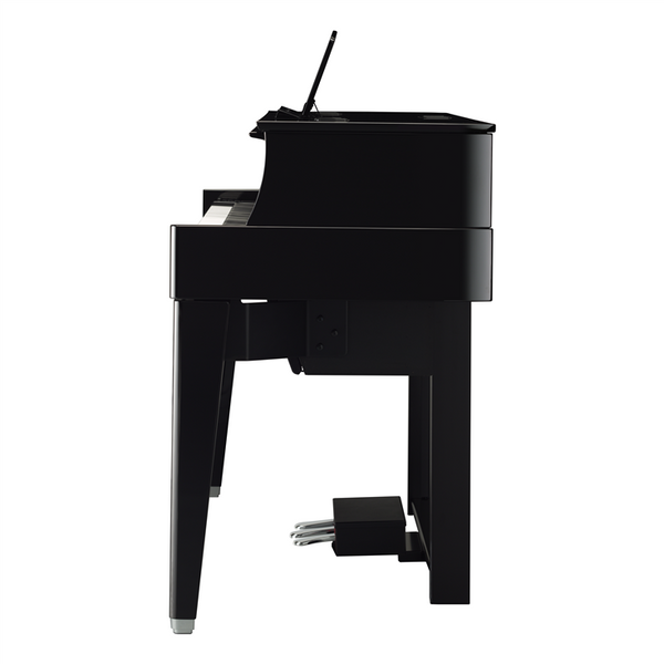 N1X Grand Piano Hybrid - Ebony Polish