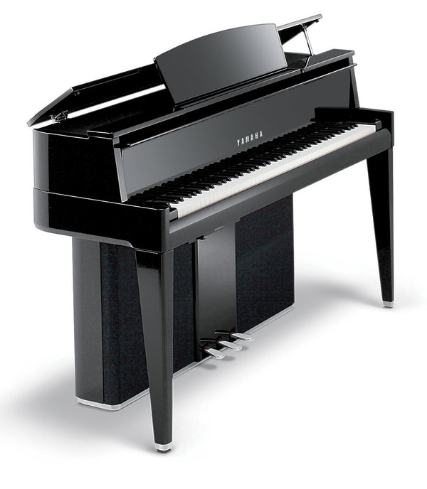 N2 Grand Piano Hybrid - Ebony Polish