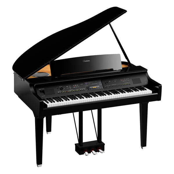 Clavinova CVP 809GP - Ebony Polish