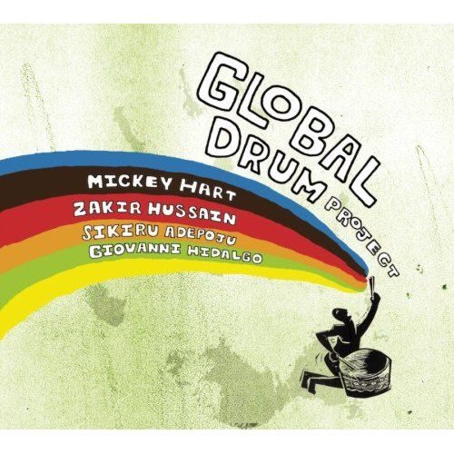 Global Drum Project CD
