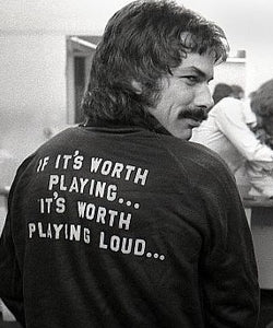 It's Worth Playing Loud Men's Ringer Tee