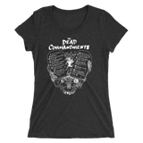 Dead Commandments Ladies' Tee