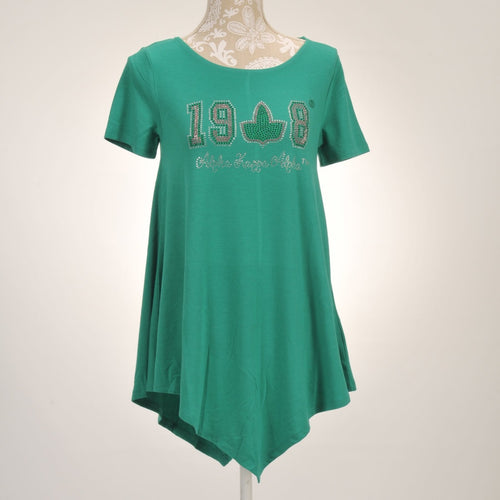 AKA 1908 Ladies Asymetrical Top