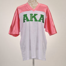 Load image into Gallery viewer, AKA 1908 Pink and White Jersey