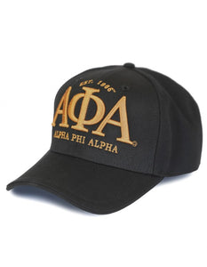 Alpha Phi Alpha Greek Letter Hat