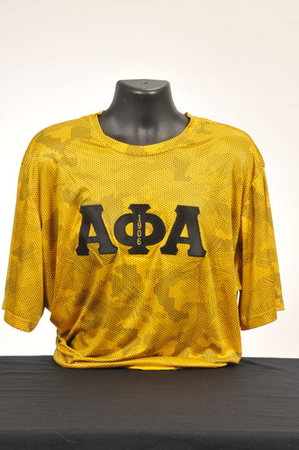 Alpha Phi Alpha Men's Camo Dry Fit Shirt