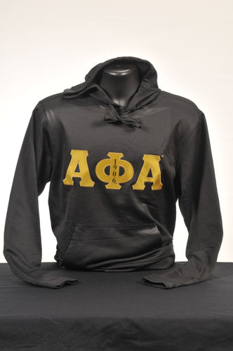 Alpha Phi Alpha Fleece Men's Hooded Sweatshirt