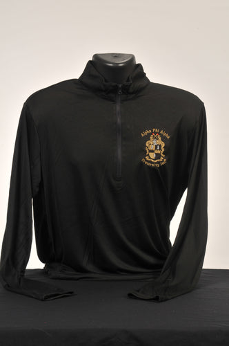 Alpha Phi Alpha Men's Fleece Cadet 1/4 Zip