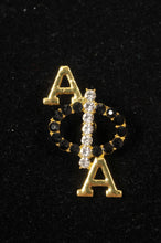 Load image into Gallery viewer, Alpha Phi Alpha Vertical Pin