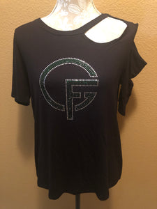Girlfriends Open Sleeve Top